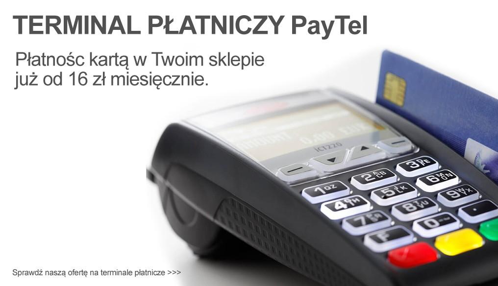 Terminal płatniczy PayTel IWL250