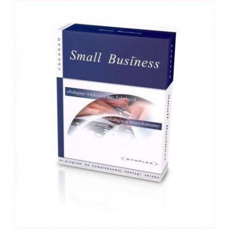 Small Business - moduł księga podatkowa