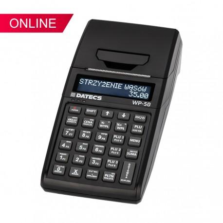 Kasa fiskalna Datecs WP-50 Online